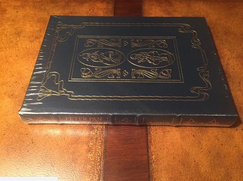 Easton Press PETER PAN JM Barrie SEALED Famous Editions