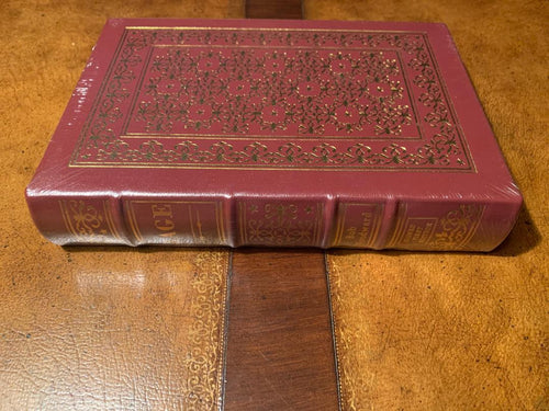 Easton Press RAGE Bob Woodward SIGNED FIRST EDITION SEALED