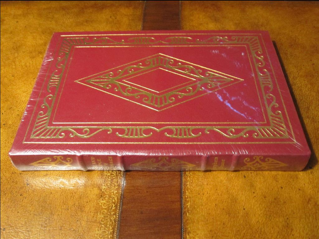 Easton Press RED BADGE COURAGE Stephen Crane SEALED