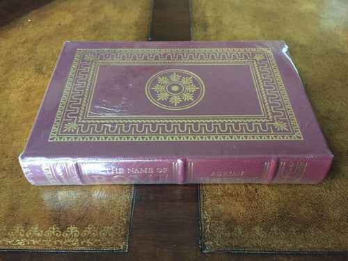 Easton Press IN THE NAME OF ROME Adrian Goldsworthy SEALED
