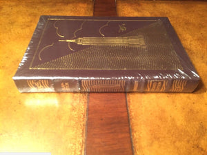Easton Press SLAPSTICK Vonnegut SIGNED SEALED