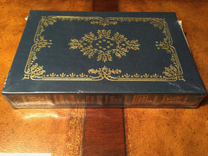Easton Press SPEAKING OF FREEDOM (Slipcase) George HW Bush SIGNED SEALED
