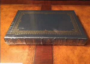 Easton Press STATECRAFT Margaret Thatcher SIGNED SEALED