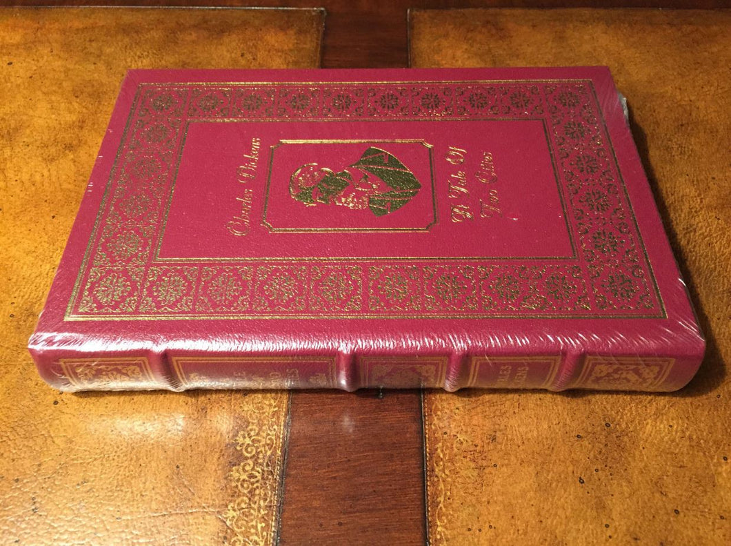 Easton Press A TALE OF TWO CITIES Dickens SEALED