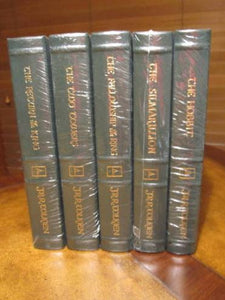 Easton Press TOLKIEN CLASSIC 5 VOL Tolkien SEALED