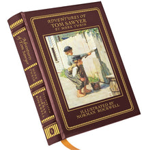 Easton Press TOM SAWYER Mark Twain Illustrated by Norman Rockwell SEALED
