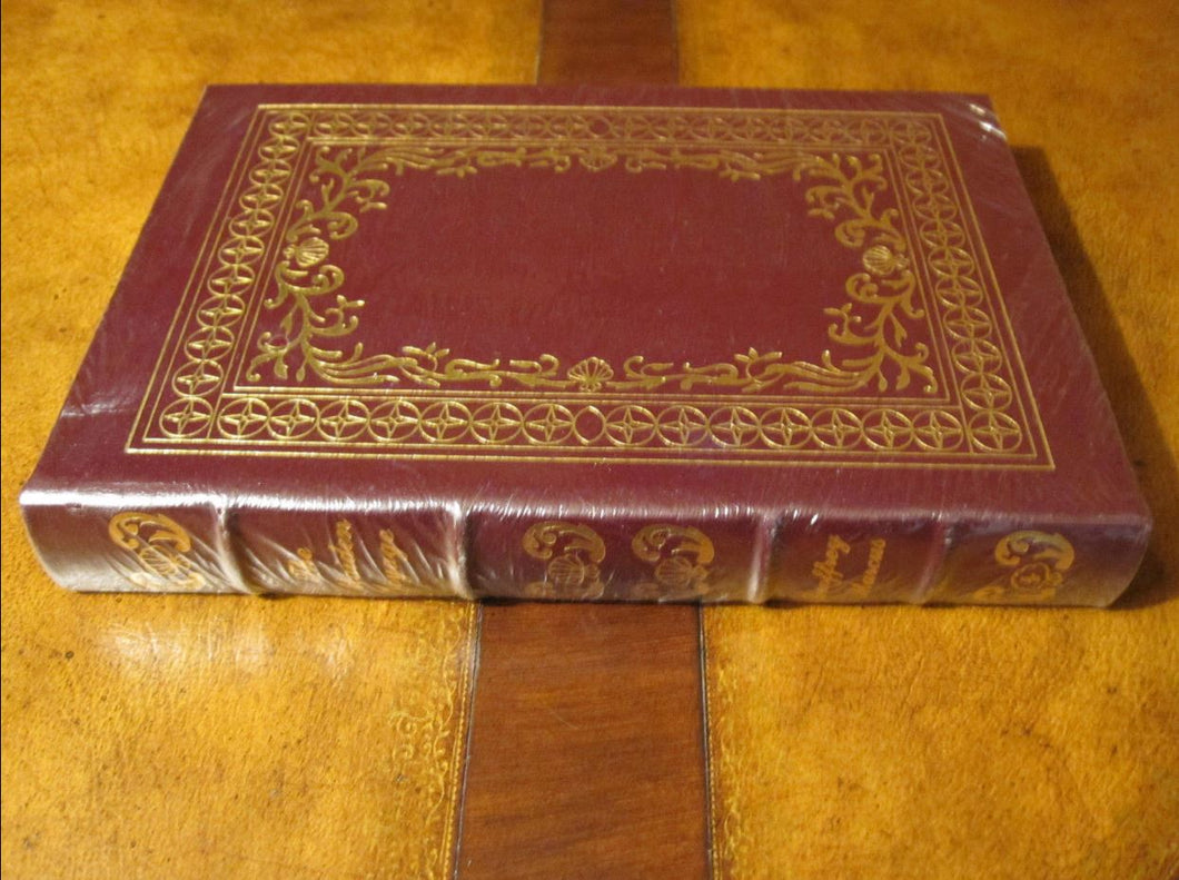 Easton Press MAIDEN VOYAGE Geoffery Marcus SEALED