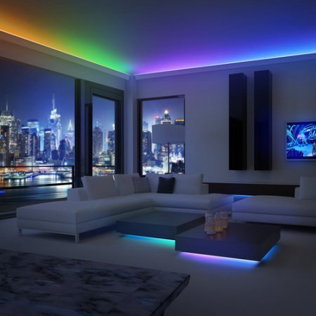 Home bright led strip lights vicarrow home bright led strip lights aloadofball Images