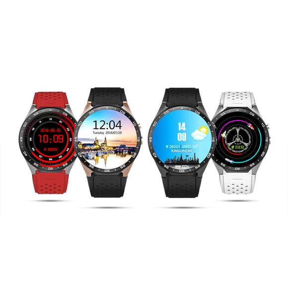 KW88 Andriod and iOS Smartwatch