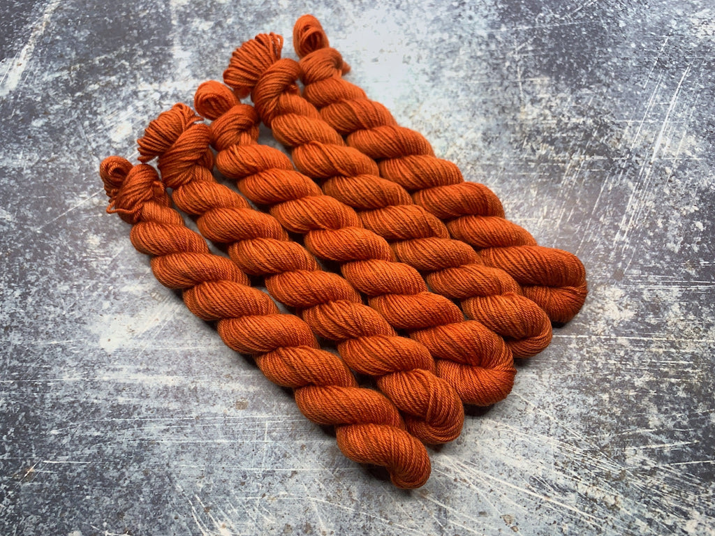 Bounce Back - Mini Skein