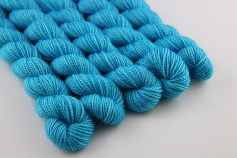 Stay Cool - Mini Skein