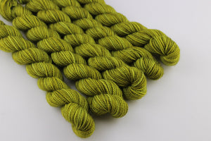 Goblet Green - Mini Skein