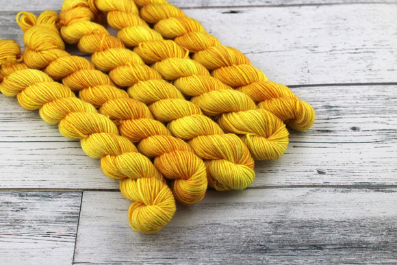 Sunspot Baby - Mini Skein