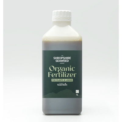 Organic Liquid Seaweed Plant Fertilizer 1l