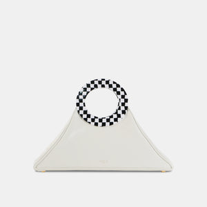 Off White Triangle Tote (Pre-order)