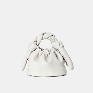 Cream white Knotty Bun (Pre-order)