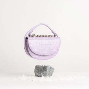 Purple Croc Fragment Moon (Pre-order)