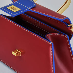 Dark Red  Medium Le Book (Pre-order)