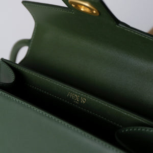 Deep Green Medium Le Book with Acrylic chain (Pre-order)