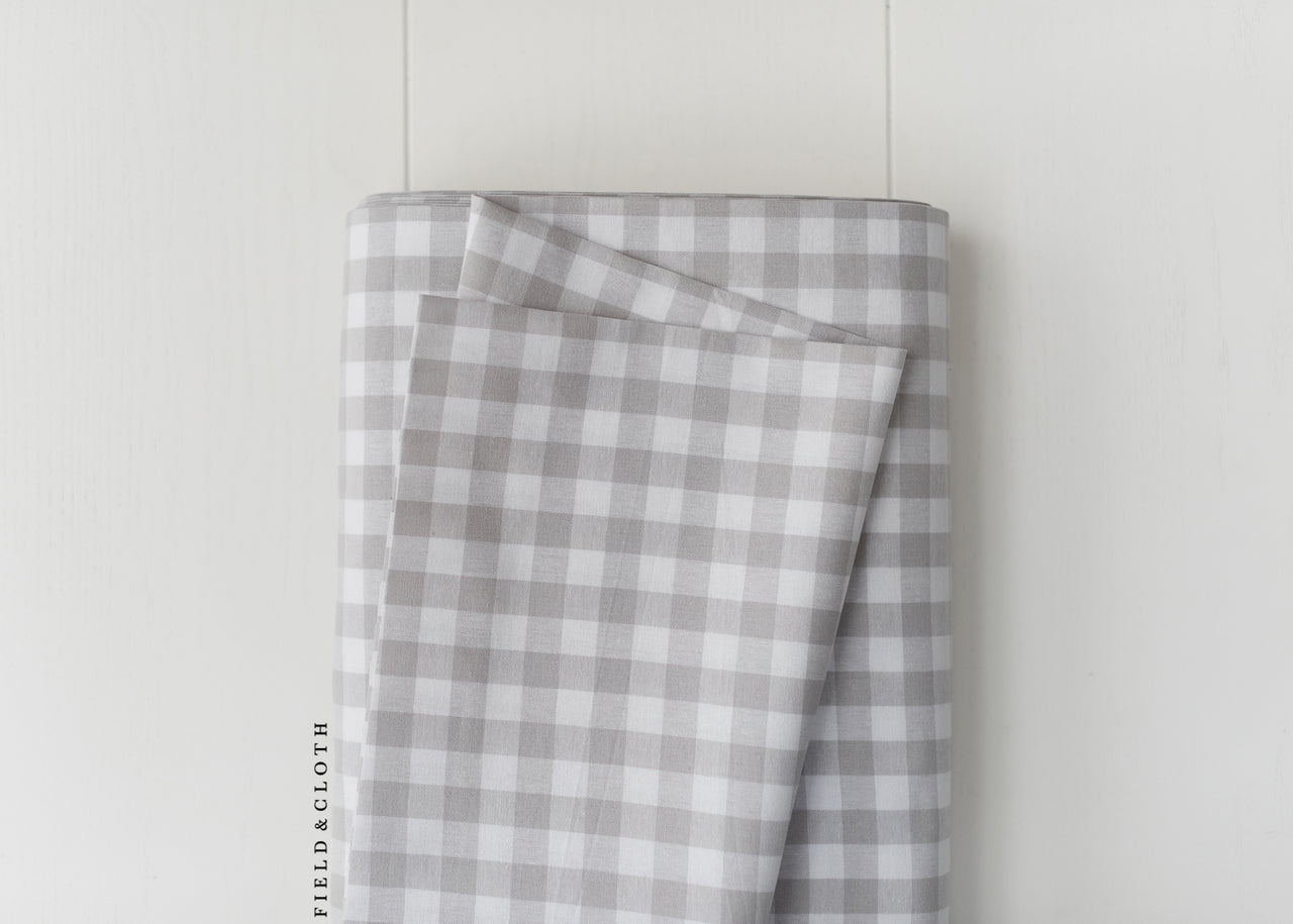 Checkers in Linen