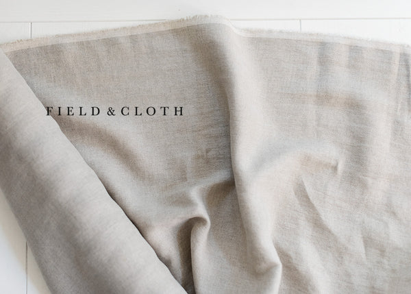 Merchant & Mills Dress Weight Linen - Big Sur