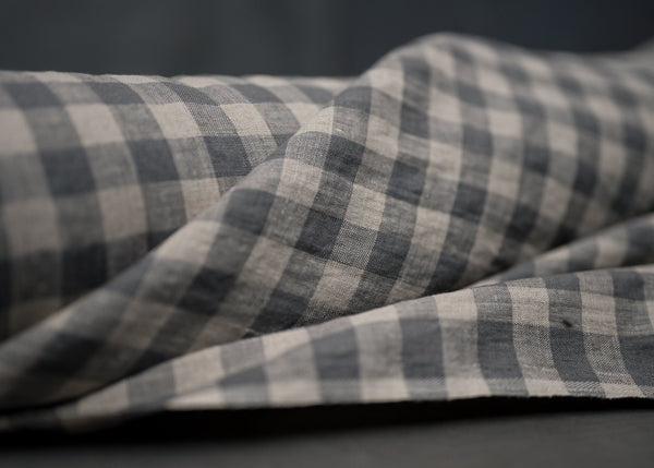 Merchant & Mills Dress Weight Linen - Calamity Grey