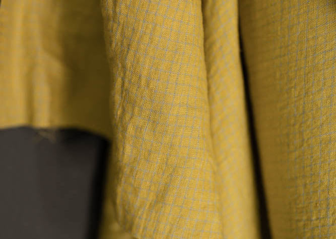 Merchant & Mills Dress Weight Linen - Oh Citron