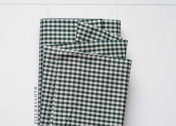 Gingham - Medium in Forest