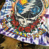Origimal 1995 Vintage Grateful Dead T- Shirt