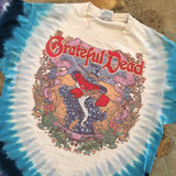 Original 2000 Vintage Grateful Dead T-Shirt/ Size Large
