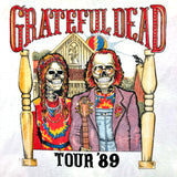 Original 1989 Vintage Grateful Dead T-Shirt/ Size Large