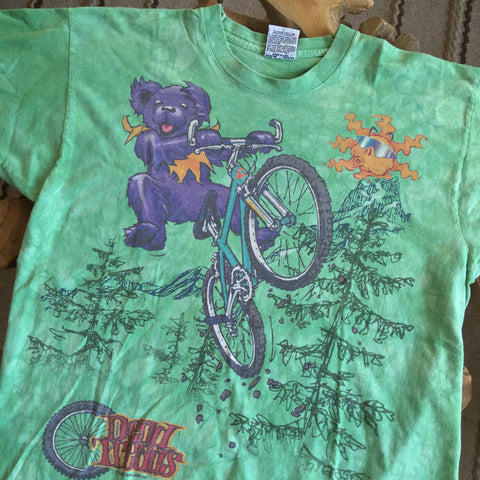 Original 1995 Vintage Grateful Dead T-Shirt/Size L