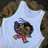 Original 1990s Vintage Grateful Dead Tank Top/ Size Large