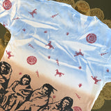 Original 1990s Vintage Native American T-Shirt/ Size XL