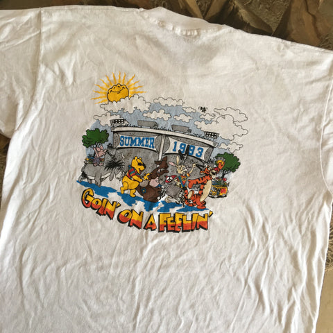 Original 1993 Vintage Grateful Dead T-Shirt/Size XL