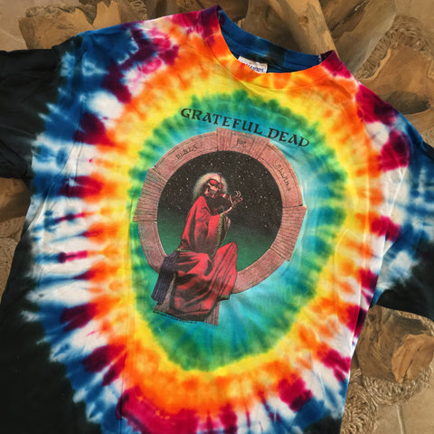 Original 1987 Vintage Grateful Dead T-Shirt/Size-M
