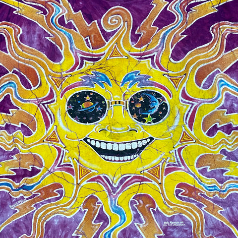 Original 1995 Vintage Sun & Moon T-Shirt/ Size XL