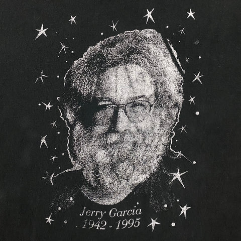 Original 1995 Vintage Jerry Garcia T-Shirt/ Size XL