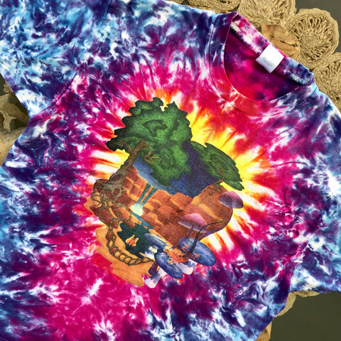 Original Mid 1990s Vintage Grateful Dead T-Shirt/ Size XL