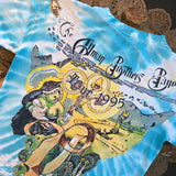 Original 1995 Vintage Allman Brothers Shirt/ Size Medium