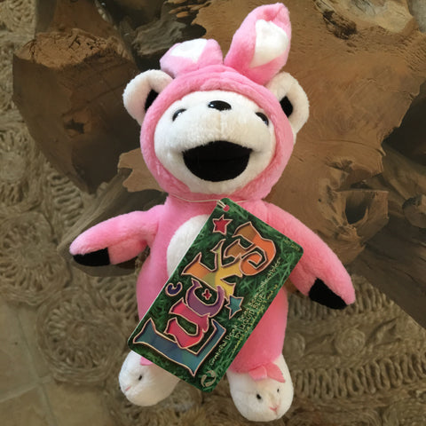 Original 2002 Vintage Grateful Dead Bean Bear