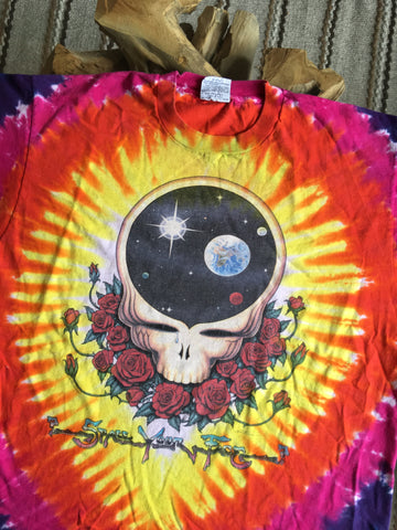 Original 1992 Vintage Grateful Dead T-Shirt/Size-XL