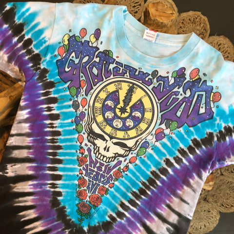 Original 1991 Vintage Grateful Dead T-Shirt/ Size Medium