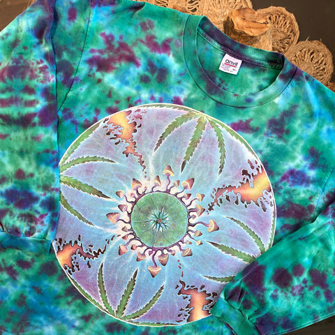 Original 1990s Vintage Gifts From Mother Nature T-Shirt/ Size Large