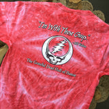 Original 2001 Vintage Grateful Dead T-Shirt/ Size Large