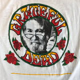 Original Late 80s Vintage Grateful Dead T-Shirt/ Size Medium