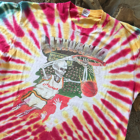 Original 1992 Vintage Grateful Dead T-Shirt/Size XL