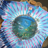 Original 1991 Vintage Sea Scape T-Shirt/ Size XL