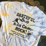 Original 1995 Vintage Grateful Dead T-Shirt/ Size Large