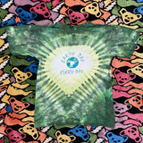 Original Early 90s Vintage Earth Day T-Shirt/ Size Medium